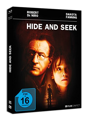 Hide And Seek - Mediabook (inkl. 20 Seitiges Booklet + Poster) [Blu-ray]