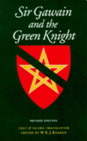 Sir Gawain and the Green Knight (Manchester Medieval Studies) by W. R. J. Barron (1998-11-19)