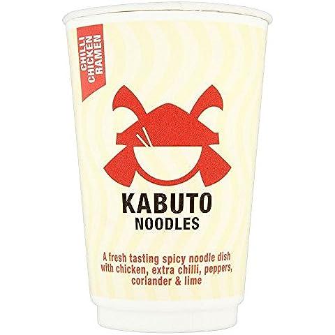 Kabuto Noodles Ramen Peperoncino Pollo (85g)