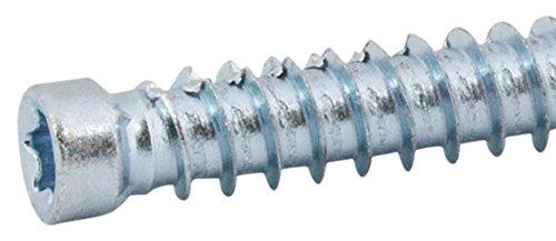 SFS Intec fb-zk-t30-7100Stück Schrauben Beton, grau, 533636