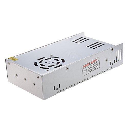 Transformador Fuente de alimentación AC 110–220V DC 12V 30A 360W