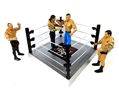 Flexforce Wwe Flexforce - 4 Wrestling Action Figures
