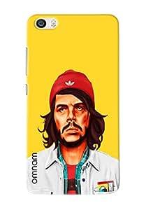 Omanm Men Printed Cover Cartoon for Xiaomi Mi5
