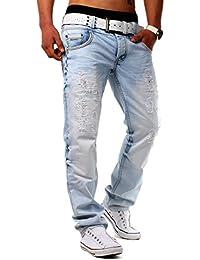Herren Jeans Skyripper ID1283 Slim Fit (Gerades Bein) 11ccd2b75f