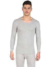 Crystal Men's Polyster T-Shirt TE102-GREYMELANGE_85