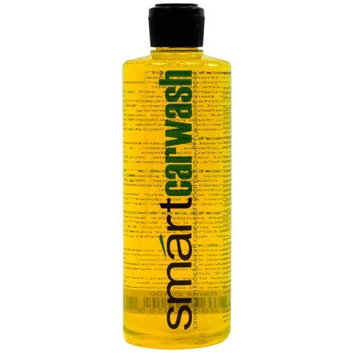 Funkelnde Auto Waschen (Smartwax 20100 Smartcarwash - Premium Konzentriertes Bodywash Shampoo mit Gloss Enhancer 16 Unzen, 473 ml)
