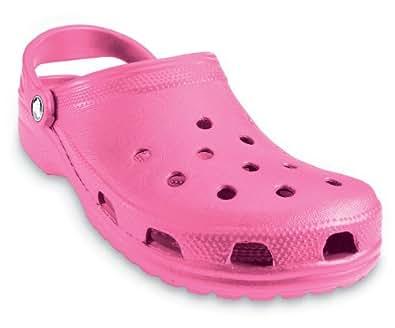 Crocs Classic Neon Pink