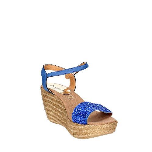 Pregunta PEOSONAR-G 001 Sandalo Donna Blu