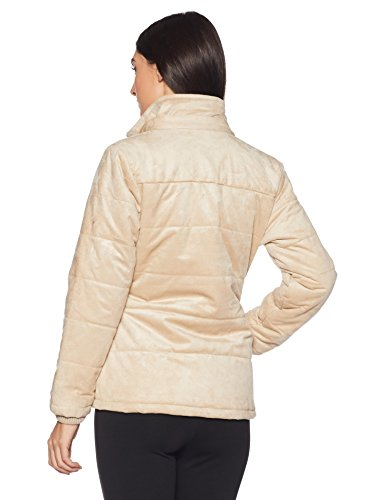 Fort Collins Women's Quilted Synthetic Jacket (39214 AZ_Camel_Medium)