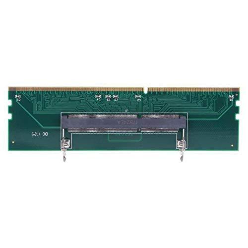 DDR3-Notebook-Speicher für Desktop-Speichersteckplatz-Adapterkarte 240 bis 204 P SO-DIMM-zu-DIMM-Speicheradapter