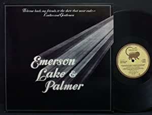 Welcome Back My Friends To The Show That Never Ends - Ladies And Gentlemen [VINYL] (1970s)