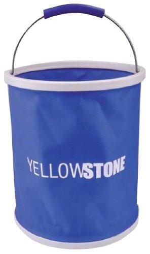 Yellowstone Seau pliable Bleu 9 L