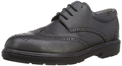 Lavoro Oxford, Chaussures de sécurité homme Noir - noir