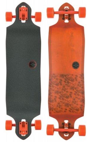 Globe Longboard Sledgehog Fibercarve 37.5
