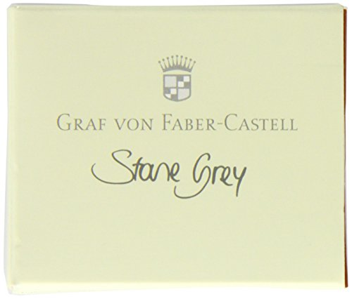 Graf von Faber-Castell 141103 Tintenpatronen,steingrau