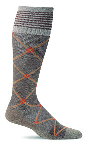Sockwell Women's Circulator Compression Socks-Natural, Medium/Large