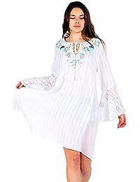 Savage Culture Cala Bassa, Vestido para Mujer