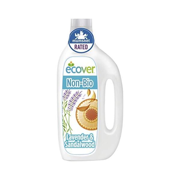 Ecover Non Bio Concentrate Laundry Liquid 42 Washes(1.5L) 1