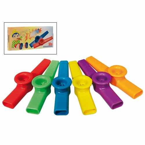 Belcanto Kazoo Kunststoff / unsortiert