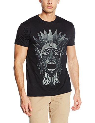 Plastic Head Gojira Scream Head-T-shirt  Uomo    nero Small