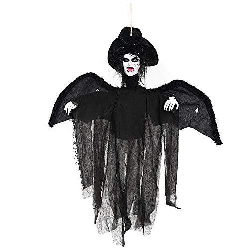 Beängstigend Animierte Halloween Bilder - ADATEN Beängstigend Animiert Hängender Geist Dekorativ