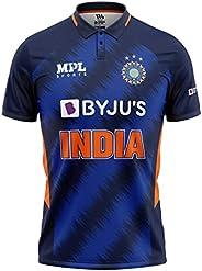 Whitedot India T20 World Cup Cricket Jersey 2021