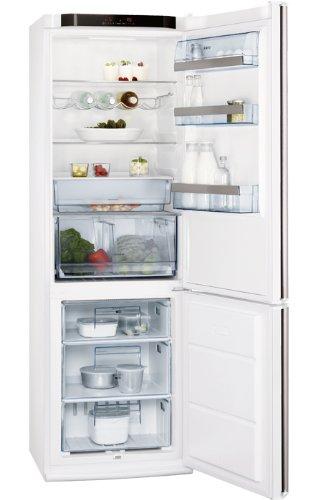 AEG S83600CSW1 Kühl-Gefrier-Kombination / A+++ / Kühlen: 245 L / Gefrieren: 90 L / Weiß
