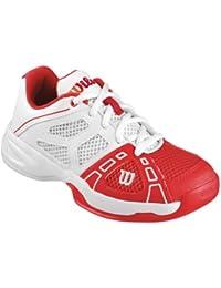 Wilson Rush Pro 2 Zapatillas de tenis para niños