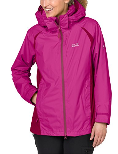 Hopewell Rocks 3-in-1 Jacke, Fuchsia, S ()