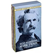 The Best Works of Mark Twain (Dover Thrift Editions)