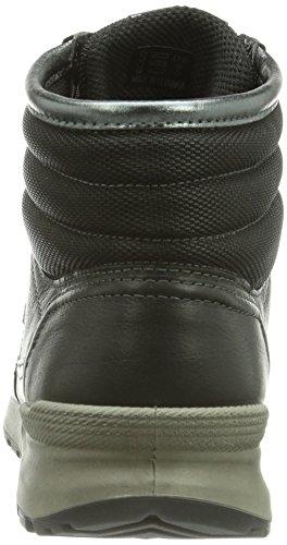 Ecco ECCO CS14 LADIES Damen Hohe Sneakers Schwarz BLACK BLACK BLACK BLACK BUFFED ... d1e50d