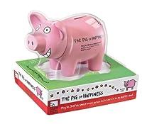 Rainbow Designs Edward Monkton Pig of Happiness Money Bank