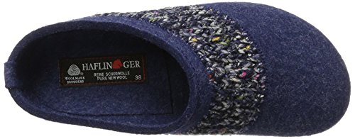 Haflinger Grizzly Anke, Sneakers basses mixte adulte Bleu jean