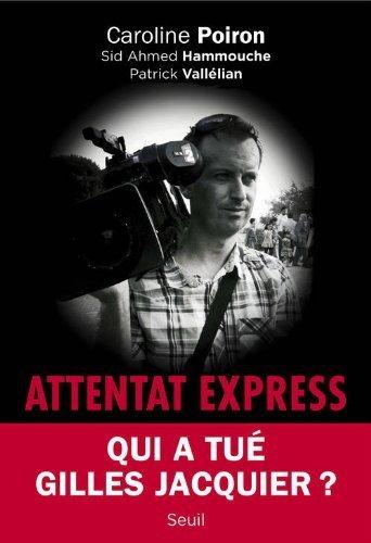 Attentat express de Caroline Poiron (2013) Broch