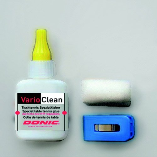 Donic Vario Clean 37 ml, St, Silber