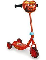 Smoby - 450141 - Vélo et Véhicule pour Enfant - Cars trottinette 3 Roues