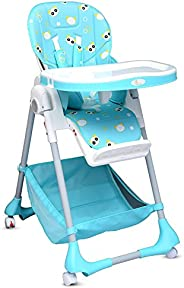 R for Rabbit Marshmallow 7 Levels Smart Feeding Table High Chair for New Born Baby Kids Toddlers from 0 to 5 Y