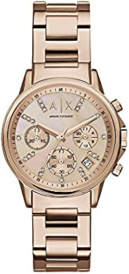 Armani Exchange Wrist Watch For Women