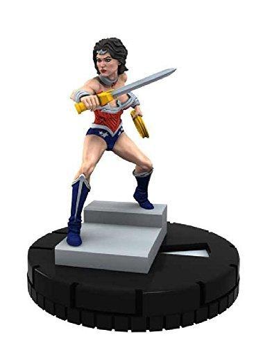 Heroclix 2014 DC Justice League #D-022 Wonder Woman LE Op Kit Figure by Neca; Wizkids