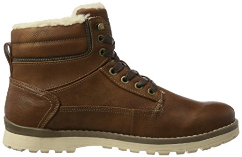 Mustang Mens 4092-609-301 Classic Boots Brown (chestnut)