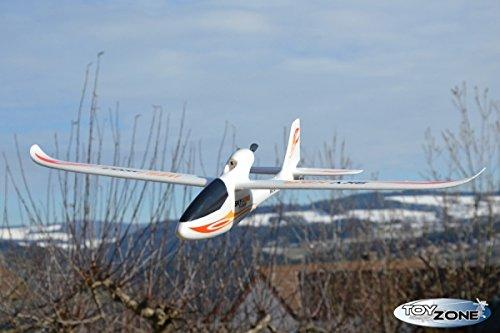 Unbekannt RC Flugzeug Sky King 3CH 2,4 GHZ Lipo Flieger RTF