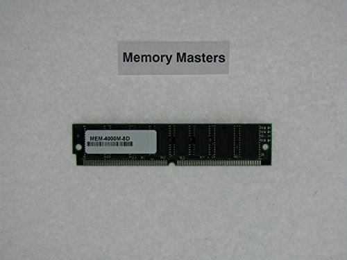 mem-4000m-8d 8MB Arbeitsspeicher für Cisco zugelassen 4000-m Router