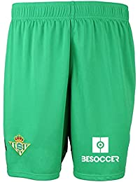 Pantalón corto Réplica 1ª equipación - Real Betis Balompié 2018/2019 - Kappa Kombat Replica Short - Talla…