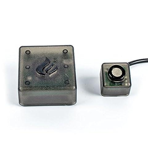 Karman 3Gas Multi Gasmelder für Propan/Butan, Kohlenmonoxid, KO Gase inkl. zusätzlichen Sensor für Wohnwagen oder (Gastherme Kaufen)