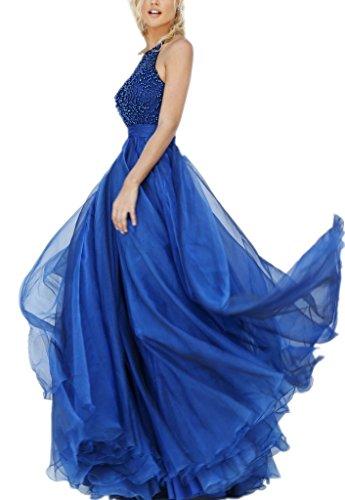 mollybridal-damen-a-linie-kleid-gr-40-konigsblau
