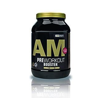 AMSPORT® Pre Workout Booster Rote Früchte 1500 g
