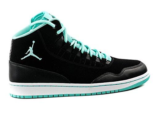 Nike Uomo Jordan Executive scarpe da basket nero Size: 42