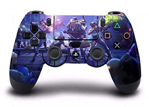 Preisvergleich Produktbild ARUNDEL SERVICES EU 1 Stück Spiel Fortnite Vinylhaut Vinyl PS4 für Sony PS4 Playstation 4 für Dualshock 4 Spiel Controller Aufkleber PS4 fortnite