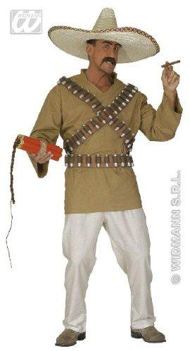 KOSTÜM - MEXIKANER - Größe 56 (Herren Bandido Kostüm)
