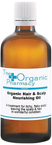 The Organic Pharmacy Bio-Haar- und Kopfhaut Pflegeöl 100 ml